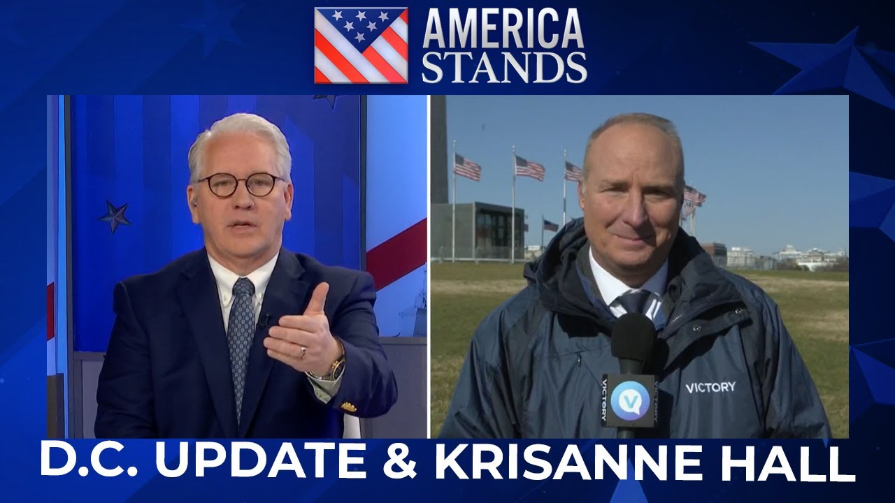 D.C. Update & Krisanne Hall (Jan. 7, 2021)